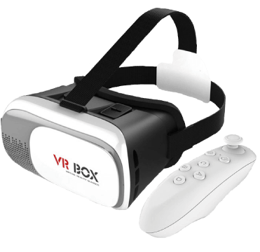 VR headset ColorCross