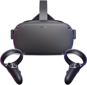 VR headset Oculus Quest